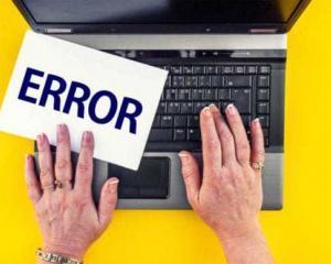 Error! Common SEO mistakes